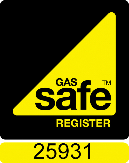 Gas Safe - Valid from  1st April 2009